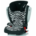 romer-sillita de coche kidfix sict smart zebra